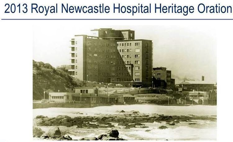 Royal Newcastle Hospital hnehealthlibrariescomaumediaRNH2013jpg