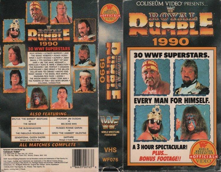 Royal rumble 1990 review