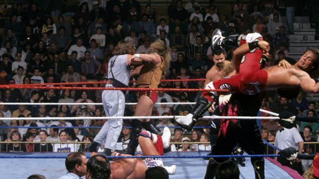 Royal Rumble (1995) Inside Pulse RR Countdown WWF Royal Rumble 1995 Shawn Michaels