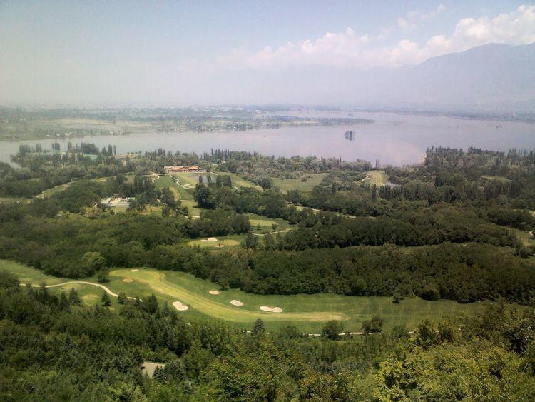 Royal Springs Golf Course, Srinagar
