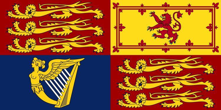 Royal Standard of the United Kingdom