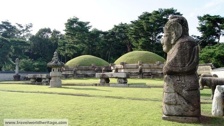 Royal Tombs of the Joseon Dynasty Royal Tombs of the Joseon Dynasty Travel World Heritage