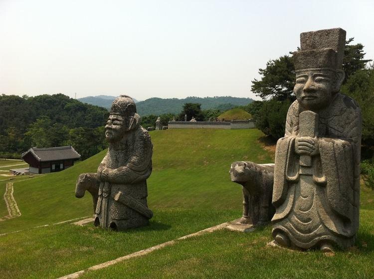 Royal Tombs of the Joseon Dynasty Donggureung Josun Dynasty Royal Tombs Amazing nature for a family