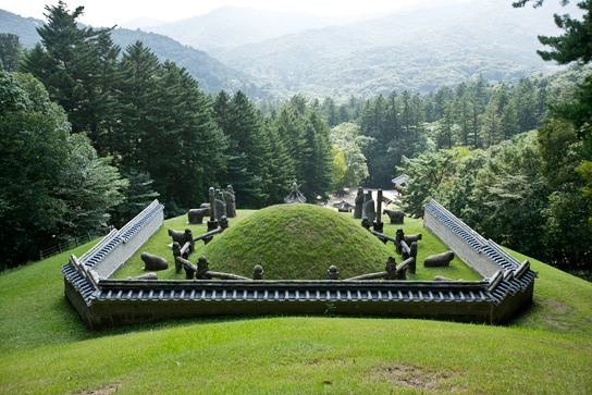 Royal Tombs of the Joseon Dynasty Official Site of Korea Tourism Org Royal Tombs of the Joseon Dynasty