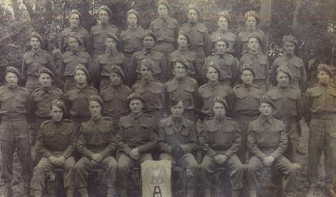 Royal Ulster Rifles 2nd Battalion Royal Ulster Rifles in WW2 Gallery