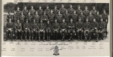 Royal Ulster Rifles 1st Airborne Battalion The Royal Ulster Rifles ParaData