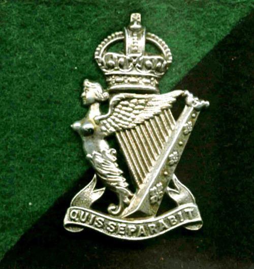 Royal Ulster Rifles Royal Ulster Rifles Wikipedia