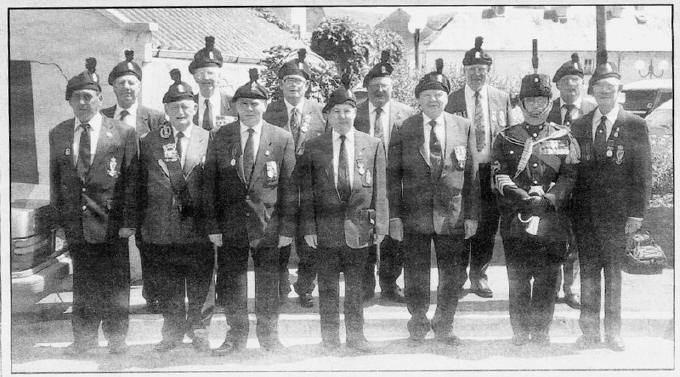 Royal Ulster Rifles Royal Ulster Rifles Veterans Lisburncom