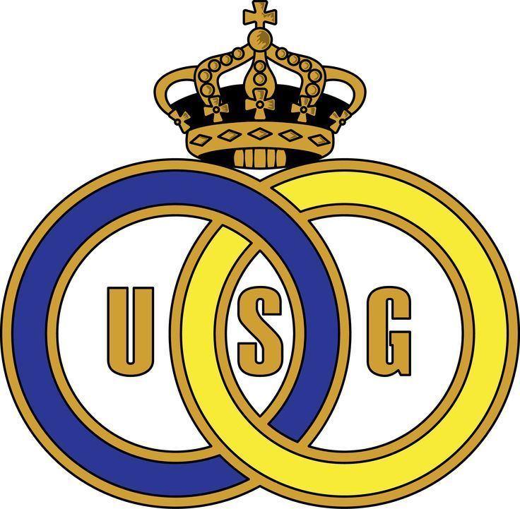 Royale Union Saint-Gilloise Union Saint Gilloise Football Logos Pinterest Saints