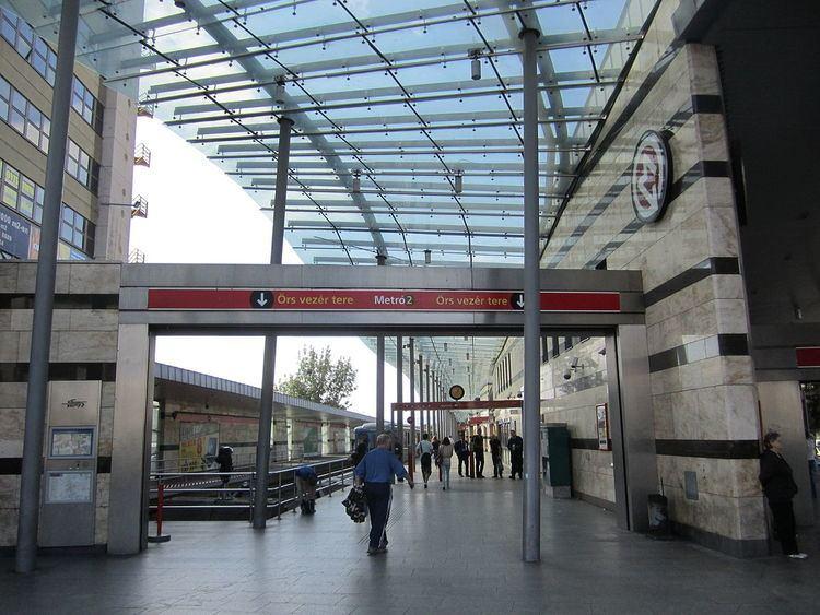 Örs vezér tere (Budapest Metro)