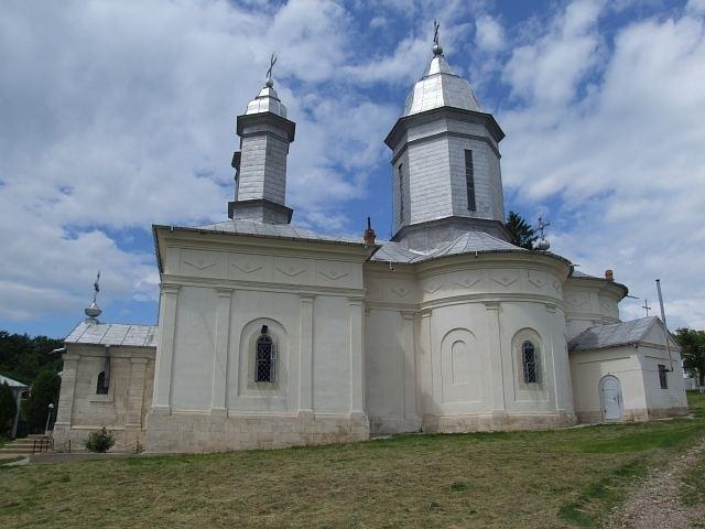 Rătești Monastery