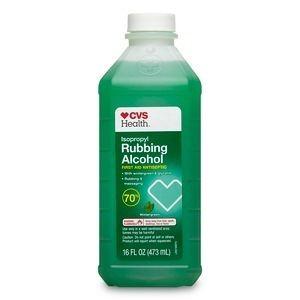 Rubbing alcohol CVS Health 70 Isopropyl Rubbing Alcohol CVScom