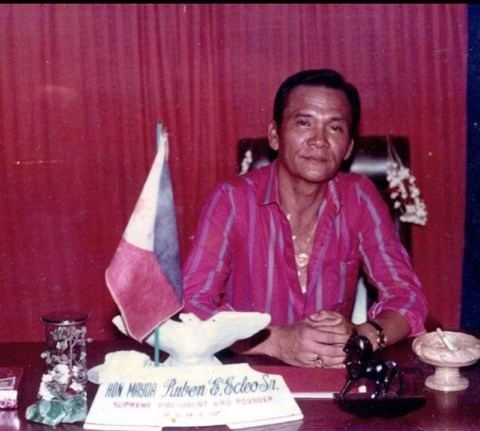 Ruben Ecleo Former Municipal Mayor of Dinagat The Miracle of the South