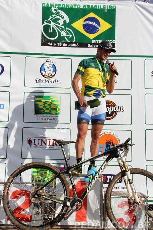 Rubens Donizete Rubens Donizete faz balano da temporada 2012 Pedal
