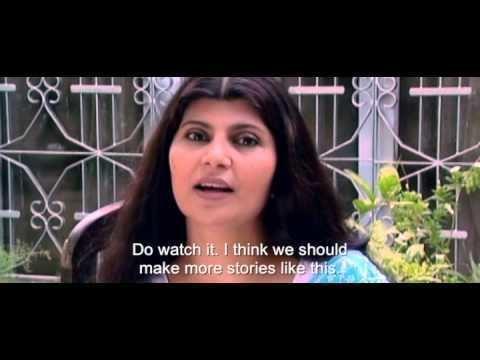 Rubina Ashraf Actress Rubina Ashraf on the set of TV Movie Impeccable Aka Masoom