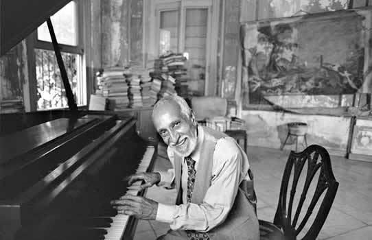 Ruben Gonzalez (pianist) Sven Creutzmann Photographer