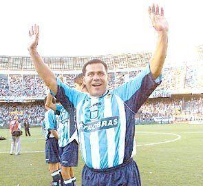 Rubén Paz Ruben Paz un jugador de aquellos Taringa