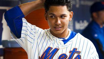 Rubén Tejada The New York Mets release shortstop Ruben Tejada