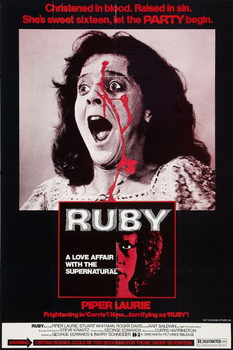Ruby (1977 film) wwwgstaticcomtvthumbmovieposters38875p38875