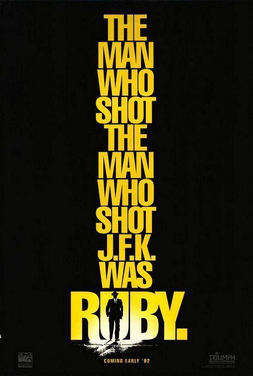 Ruby (1992 film) Ruby Movie Poster 1 of 2 IMP Awards
