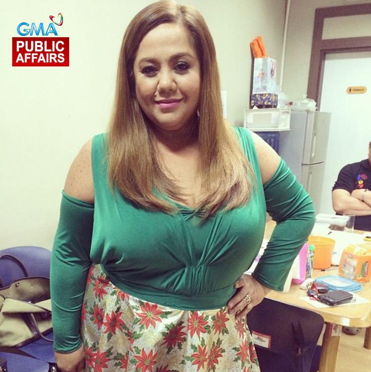 Ruby Rodriguez Alamin ang 39Tunay na Buhay39 ni Dabarkads Ruby Rodriguez