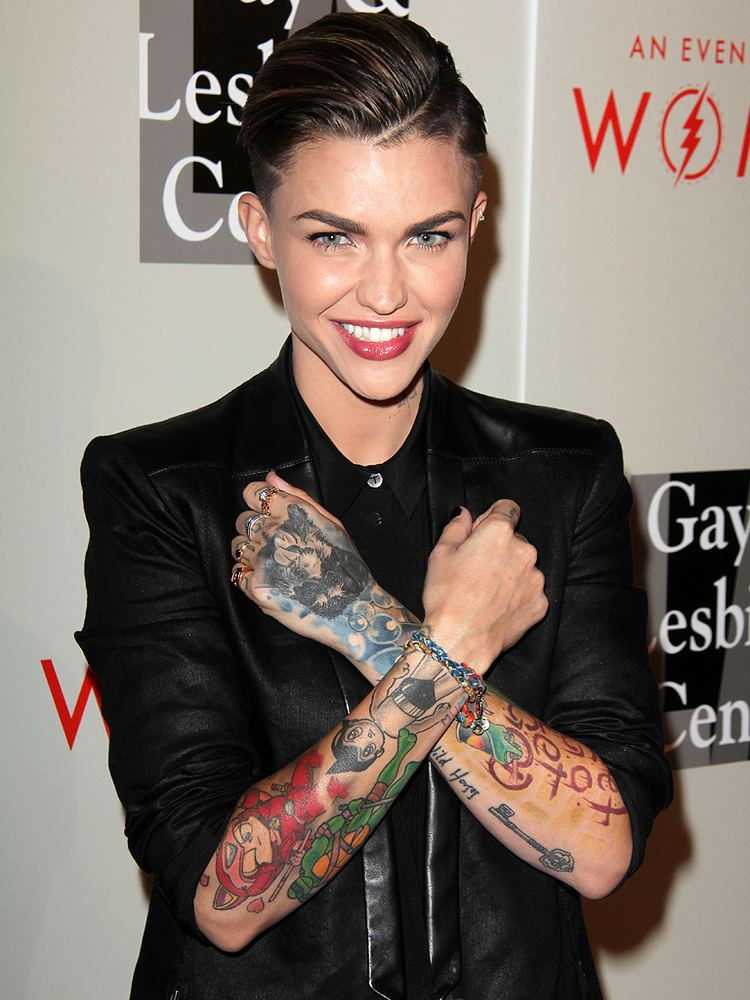 Ruby Rose Ruby Rose Dishes on Her OITNB Character And Everything
