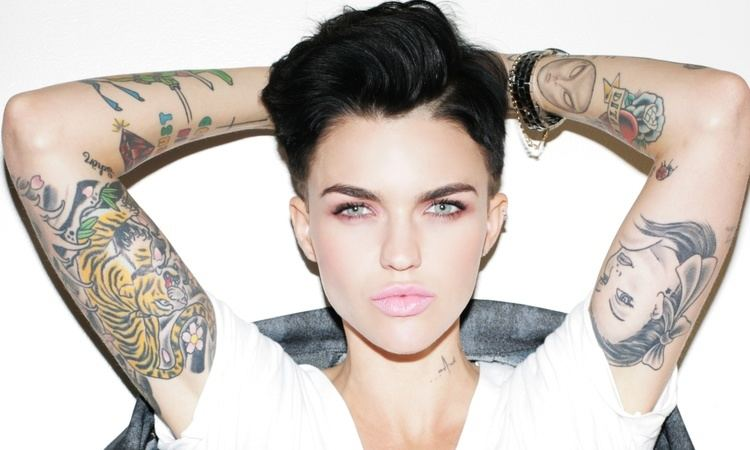 Ruby Rose Ruby Rose 39I used to pray to God that I wouldn39t get