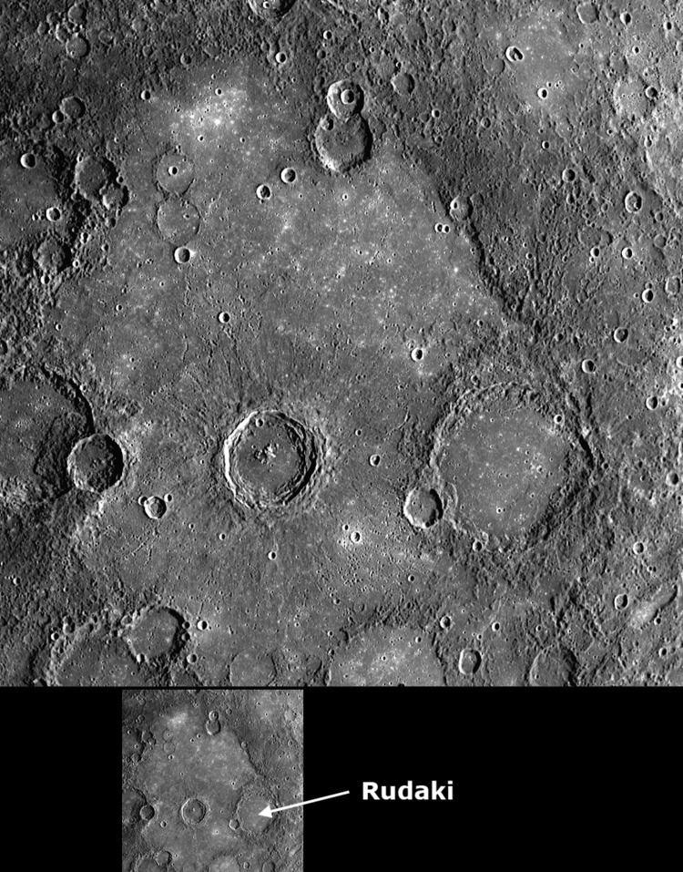 Rudaki (crater)