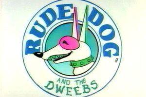 Rude Dog Rude Dog and the Dweebs Toonarific Cartoons