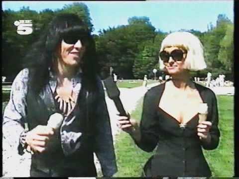 Rudi Protrudi Rudi Protrudi on German TV Show quotOffbeatquot 1990 YouTube