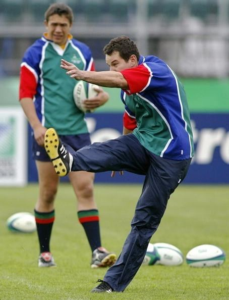 NoMatterWhat Rudie van Vuuren the man who played for Namibia in