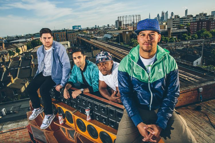 Rudimental Rudimental and Disclosure Return to Wild Life