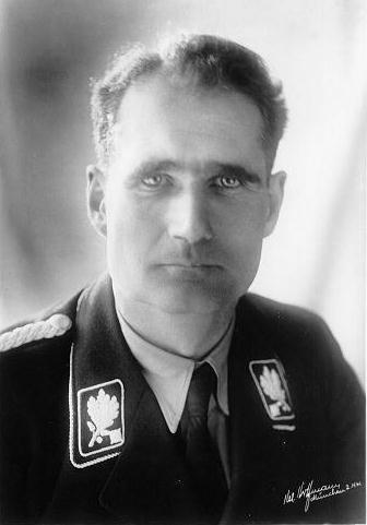 Rudolf Hess Rudolf Hess Biography