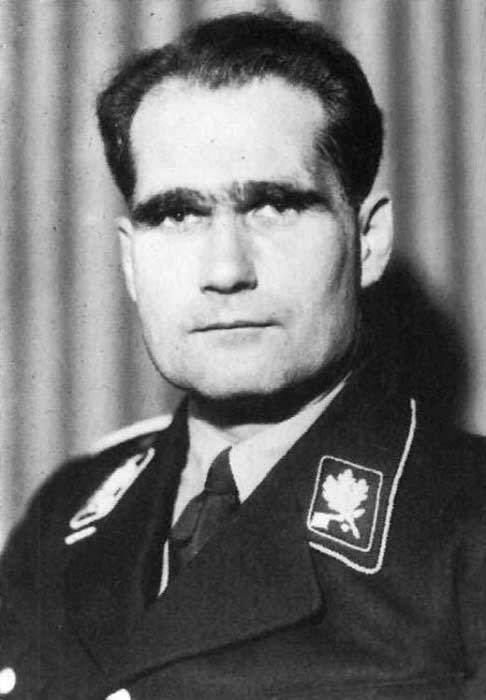 Rudolf Hess Rudolf Hess Character Comic Vine