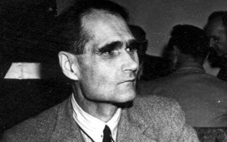 Rudolf Hess Report into Rudolf Hess death fails to answer unexplained questions