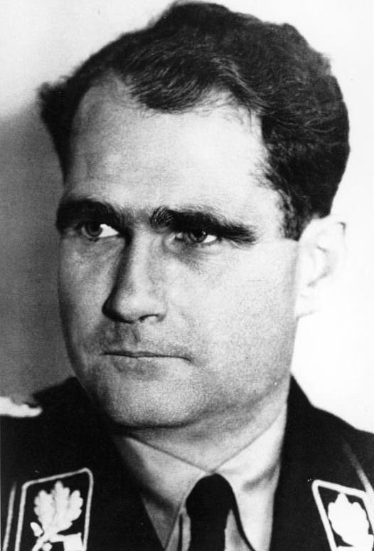 Rudolf Hess Rudolf Hess Wikipedia the free encyclopedia