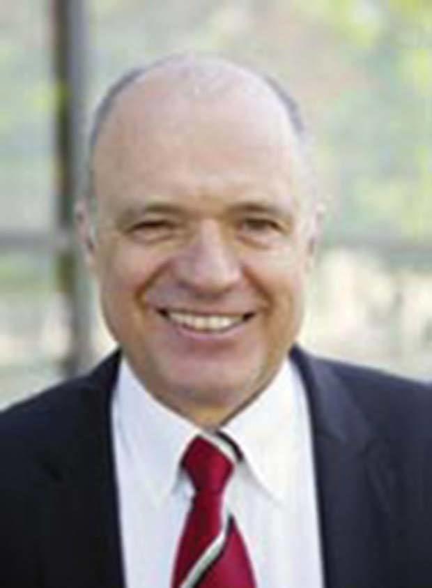 Rudolf Keller Spotlight on logistics by Rudolf Keller CEO of SSI Schaefer holding