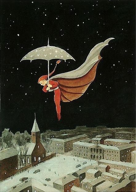 Rudolf Koivu Rudolf Koivu Christmas Illustrations The Chawed Rosin