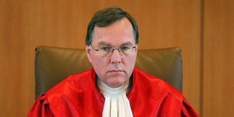 Rudolf Mellinghoff Neuer Prsident des Bundesfinanzhofs Der rechnende