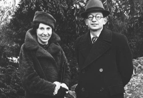 Rudolf Peierls Eugenia Peierls Atomic Heritage Foundation