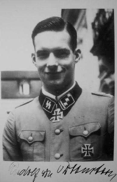 Rudolf von Ribbentrop Fubar Days