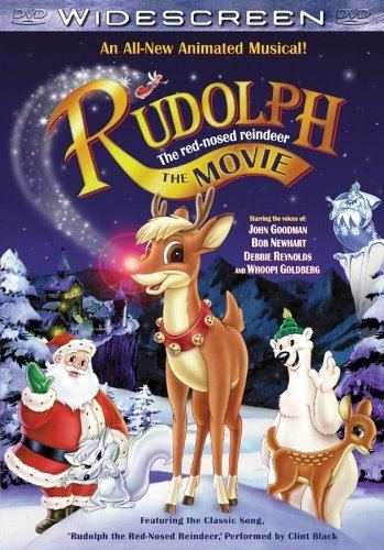 Rudolph the Red-Nosed Reindeer: The Movie Amazoncom Rudolph the RedNosed Reindeer The Movie John Goodman