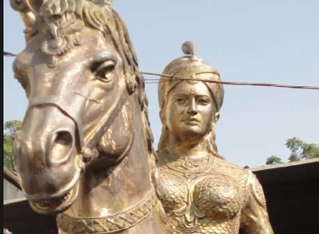 Rudrama Devi rudramadeviqueennh Musafir Namah