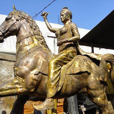 Rudrama Devi Rani Rudramadevi Complete History of Rani Rudramadevi Short