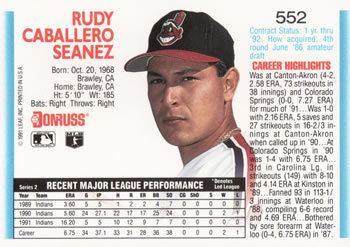 Rudy Seánez Rudy Seanez Gallery The Trading Card Database