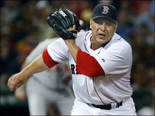 Rudy Seanez Boston Red Sox Red Sox 2006 report card Bostoncom