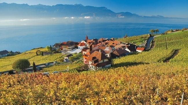 Rue, Switzerland Beautiful Landscapes of Rue, Switzerland