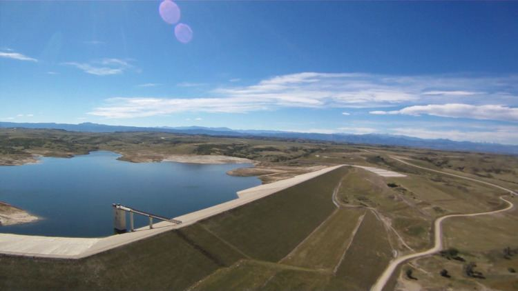 Rueter–Hess Reservoir