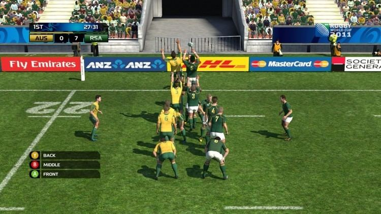 Rugby World Cup 2015 Video Game Alchetron The Free Social Encyclopedia