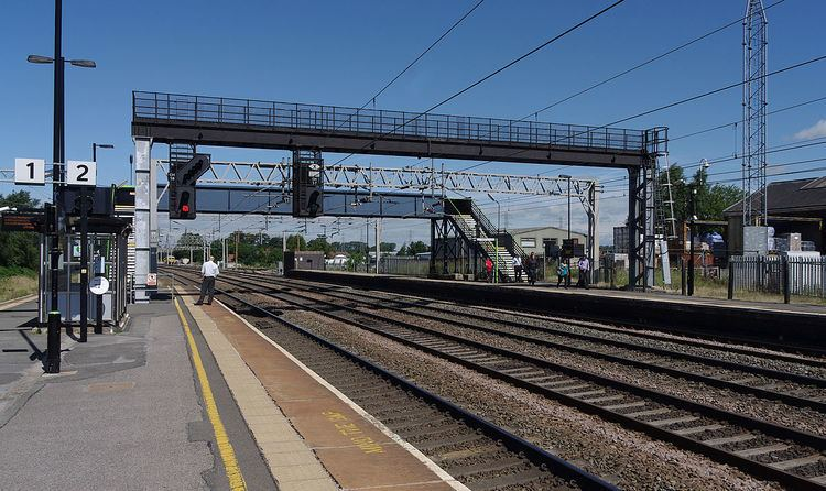 Rugeley Trent Valley railway station